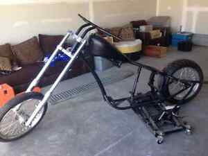 Rolling Chassis Chopper Solftail
