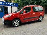2011 61 PEUGEOT PARTNER TEPEE 1.6 HDi 112 OUTDOOR ** AC ** Cruise Control *