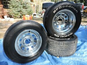 Chevy Race WHEELS