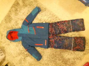 Children's Winter Snowsuit - Size 6 Boys