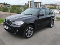 2012 BMW X5 XDRIVE30D M SPORT ESTATE DIESEL