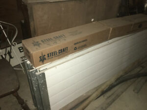 Garage door panels for sale
