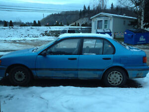 1991 Toyota Tercel Other