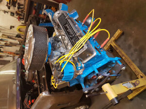 355 crate SB Chevy 4bolt