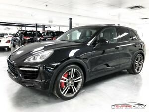 Porsche Cayenne AWD Turbo 500hp 4.8L V8 2011