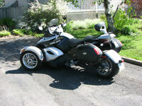 Can-Am Spyder 2008 (négociable)