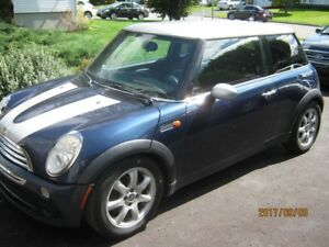 2006 MINI Mini Cooper S Coupé (2 portes) 4200.00 negociable 514
