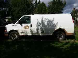 2005 Chevrolet Express , Cargo Van