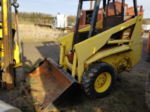 Thomas Skid Steer For Parts