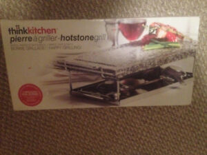 Hotstone Grill - Think Kitchen