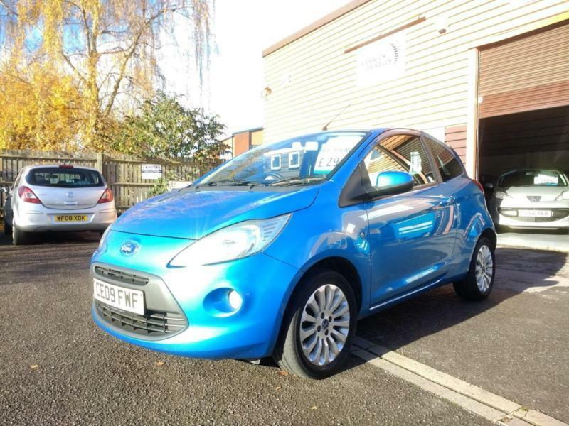 Truly Stunning  Ford Ka   Zetec Huge Spec Fsh And Brand New Mot
