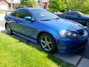 2006 Acura RSX Coupe (Mint Condition)