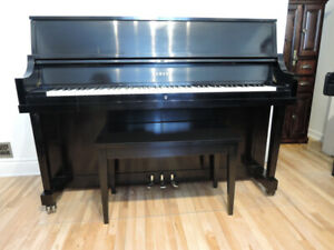 Piano Yamaha P2, accord et transport inclus