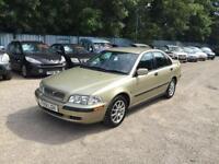 2002 51 VOLVO S40 1.8 I 4D 122 BHP