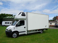LHD LEFT HAND DRIVE Renault Master 2.5TD 150 DCI Lamar 2010 VERY LARGE FSH