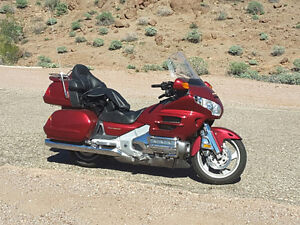 2001 Goldwing GL1800 ABS