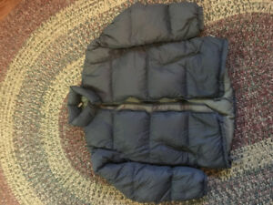 MEC down jacket size 16