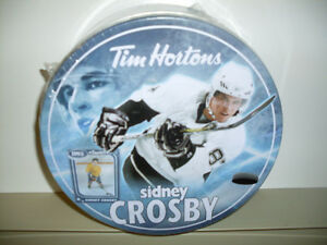 Sidney Crosby / Tim Horton's Collector's Tin & Puzzle *NEW*