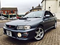 Subaru Impreza version 5 STI Cheapest in the country very rare car £3995