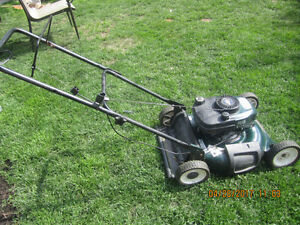 "CRATSMAN GAS LAWNMOWER 6.0 hp 21""inches"