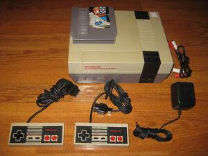 Nintendo NES System Working