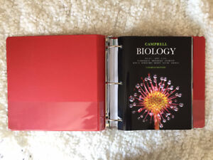 First year science textbooks, Queen's University