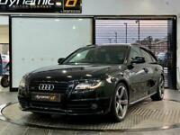 Audi A4 Avant 2.0 TDI Black Edition Avant quattro 5dr Estate Diesel Manual