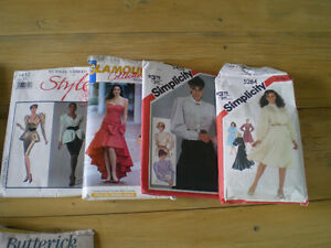 Sewing Patterns Edmonton Edmonton Area image 2