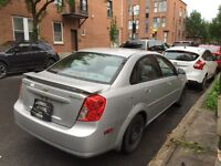2005 Chevrolet optra LS automatic