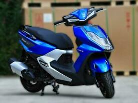 SYM FNX 125cc Automatic Scooter Moped Learner Legal Commuter 2021