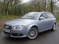 2006 Audi A4 Avant 2.0T FSI Special Edition Quattro S Line HIGH SPEC..STUNNING!!