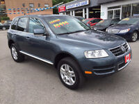 2007 Volkswagen Touareg V8 LIMITED SUV...NAVI..LOADED...MINT City of Toronto Toronto (GTA) Preview