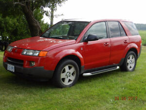 2004 Saturn Other SUV, Crossover