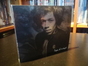 CD, Rock: Jimi Hendrix, People, Hell and Angels