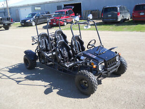 BRAND NEW KIDS/TEEN/SMALL ADULT 4 SEATER DUNE BUGGY/GO CART/ATV