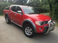 Mitsubishi L200 ANIMAL 2.5DI-D AUTO 4WD DOUBLE CAB PICK-UP