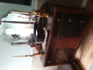 100 year old Antique dressers