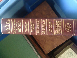Readers Digest hard cover collection