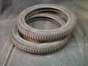 Pair of Trial bikes tire, 20 x 2.5 new