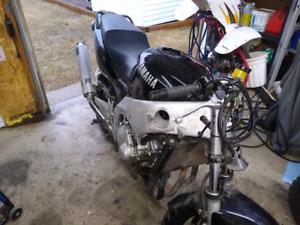 Yzf600r Yamaha 1997