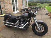 Harley-Davidson FLS Softail Slim 2015 Reg