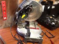 Pro Compound mitre chop saw