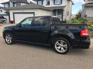 2009 Ford Explorer SportTrac Adrenalin