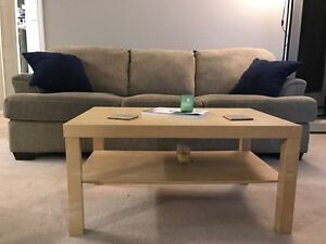 Tables, shelves & desk -- Moving Sale
