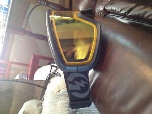 Electric egb2 goggles. Snowboard or moto