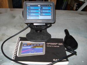 GARMIN GPSMAP 620 Chartplotter