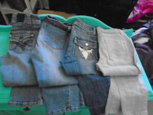 clothing jeans
