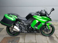 2015 Kawasaki Z1000SX Tourer 5,725 Miles 2 Former Keepers Excellent Condition