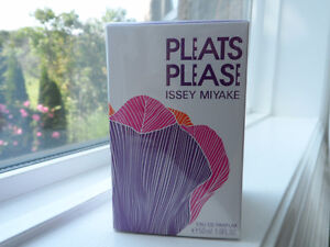NIB-ISSEY MIYAKE Pleats Please EDP 50 ml Perfume for Women