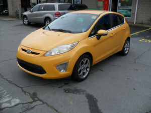 2011 FORD FIESTA-5 SPEED-COOL CAR @ $4900.